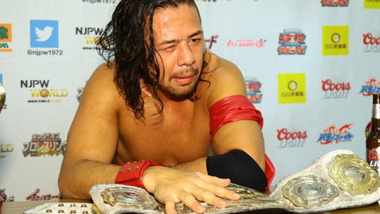 Shinsuke Nakamura, NJPW