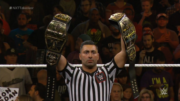 nxt tag team championship takeover the end