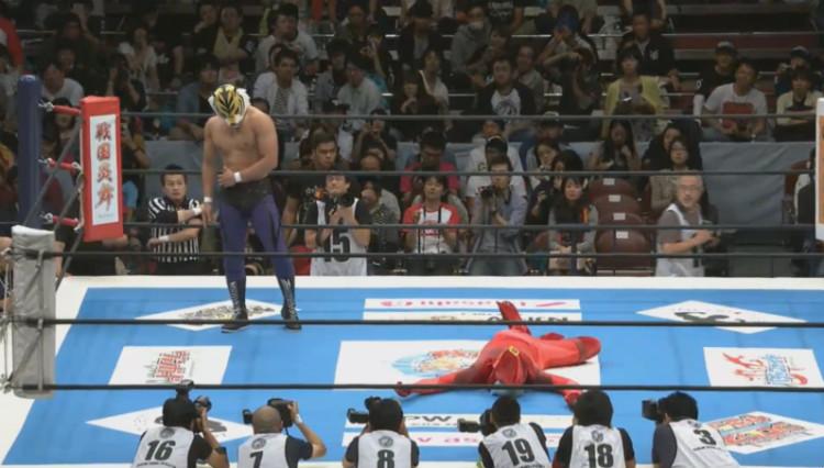 king-of-pro-wrestling-tiger-mask-w-vs-captain-new-japan