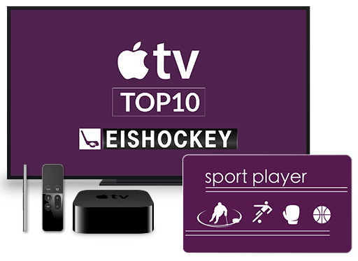 Smart App - Sport Player für Telekom Sport auf Apple TV (tvOS)