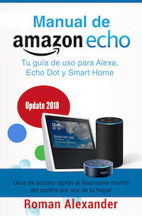 manual de Amazon echo