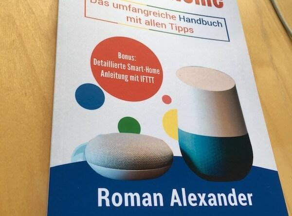 smarthomesystem google home handbuch gebrauchsanweisung anleitung