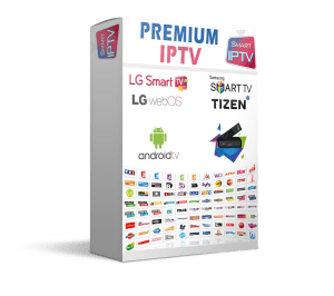 Abonnement Smart IP TV (pour Box)