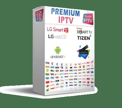 Abonnement Smart IP TV (pour Box)