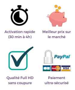 abonnement smart iptv france