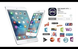 abonnement IPTV Smart IPTV Smarters