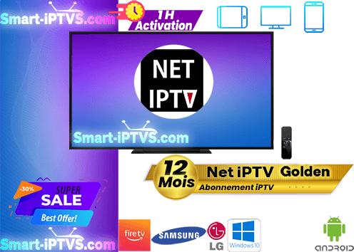 Net iPTV Golden