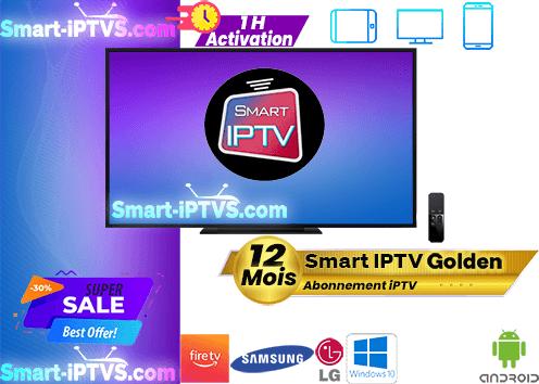 smart iPTV Golden