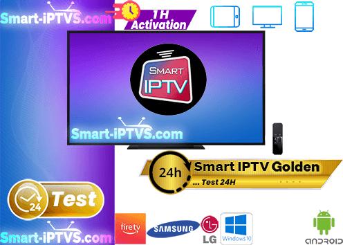 test smart iptv Golden