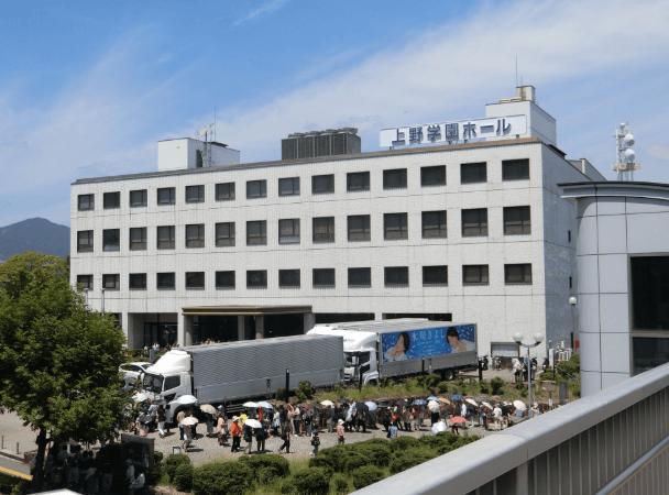 広島上野学園ホールの座席表のキャパや見え方を画像で紹介!見やすさはどうなの?