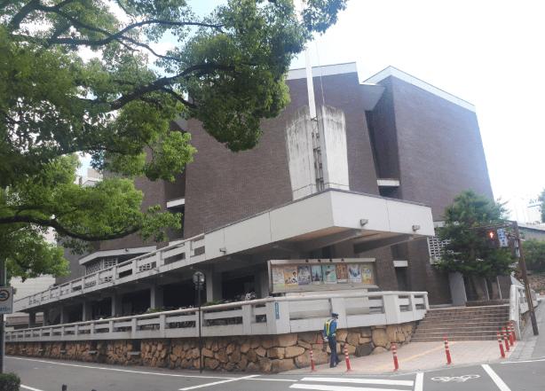 岡山市民会館の座席表のキャパや見え方を画像で紹介!見やすさはどうなの?