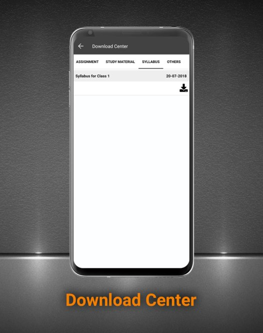 Smart School Android App - Mobile Application for Smart School - 16