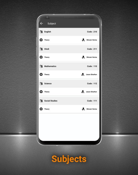 Smart School Android App - Mobile Application for Smart School - 21