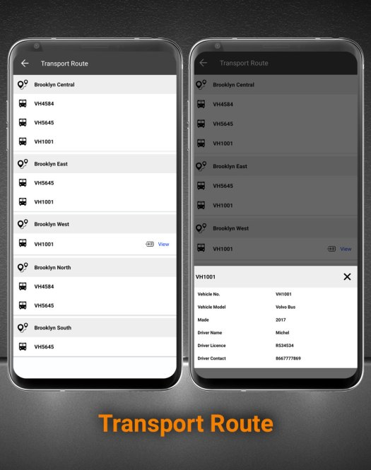 Smart School Android App - Mobile Application for Smart School - 22