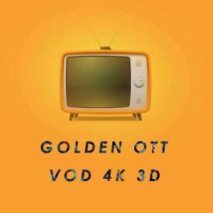 GOLDEN OTT IPTV 12 mois UHD