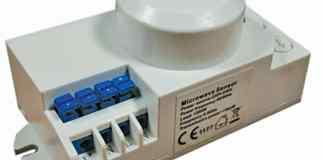 Microwave sensors