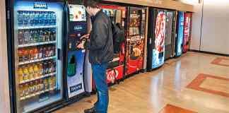 IoT vending machines