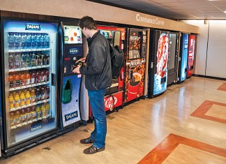 IoT vending machines
