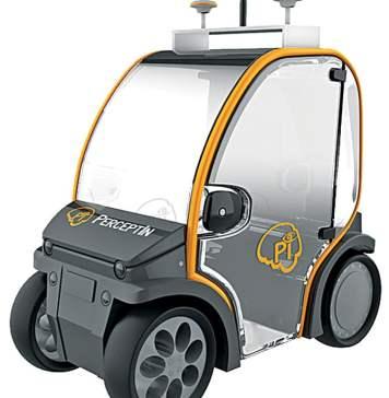 DragonFly Autonomous Self Driving Car