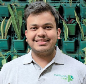 Rohit Bansal, founder, Purelogic Labs India