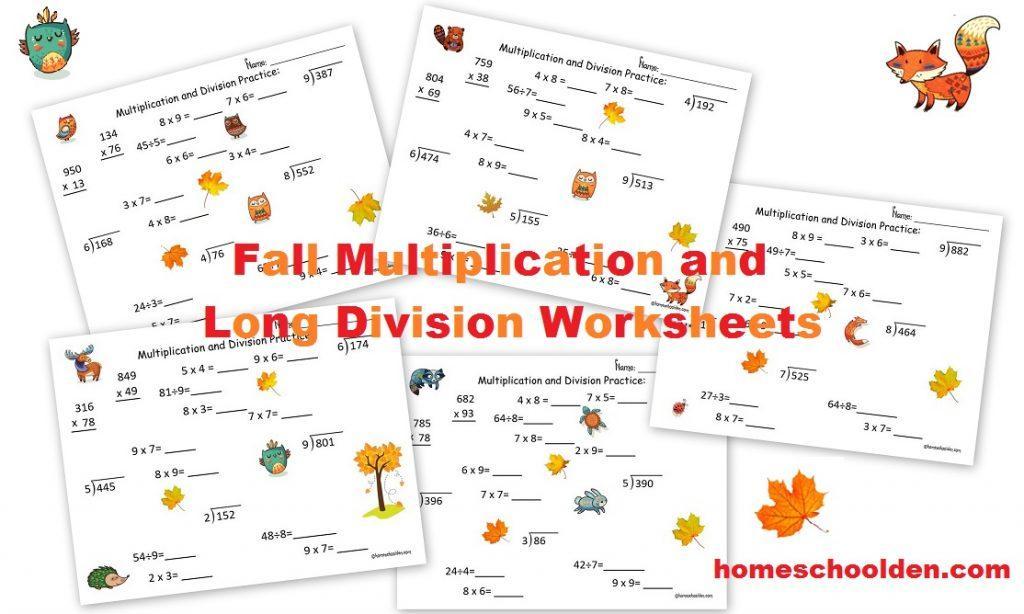 Beginning Multiplication Printable Worksheets