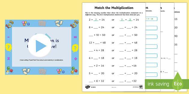 Multiplication Worksheets Australia 5
