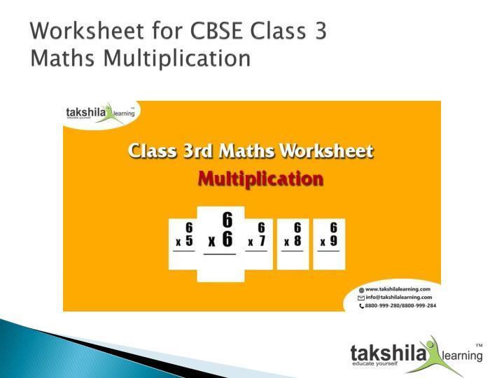 Multiplication Worksheets Grade 3 Word Problems