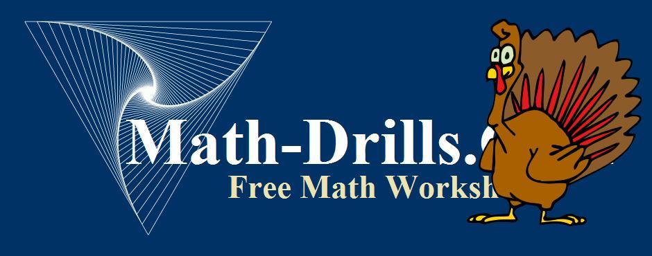 Multiplication Worksheets In Order 1