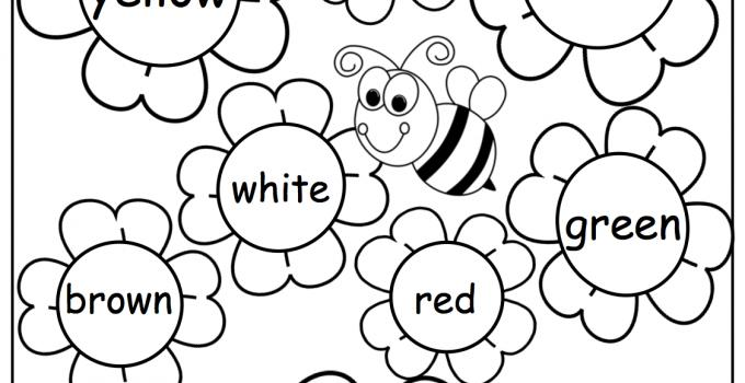 Periwinkle Preschool Worksheets English A