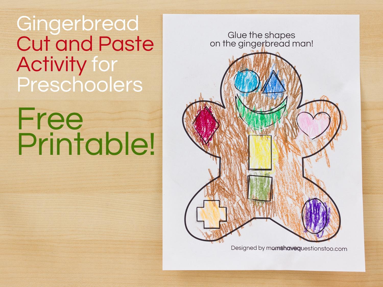 Preschool Worksheets And Activities 4