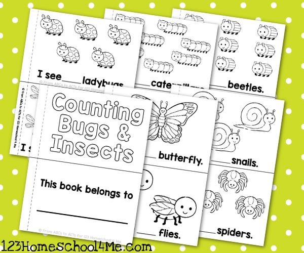 Preschool Worksheets Book 6