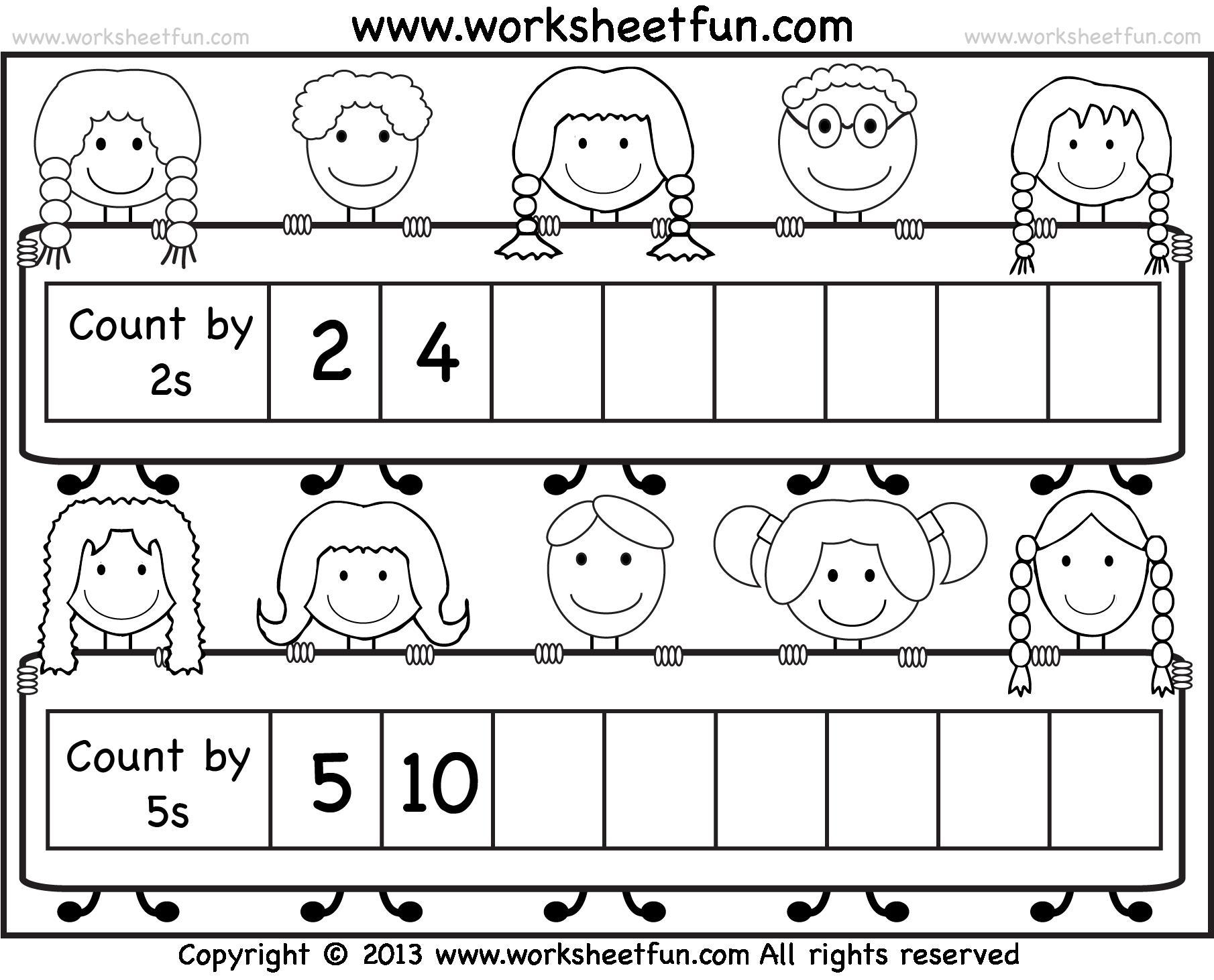 Preschool Worksheets Grade 2 9