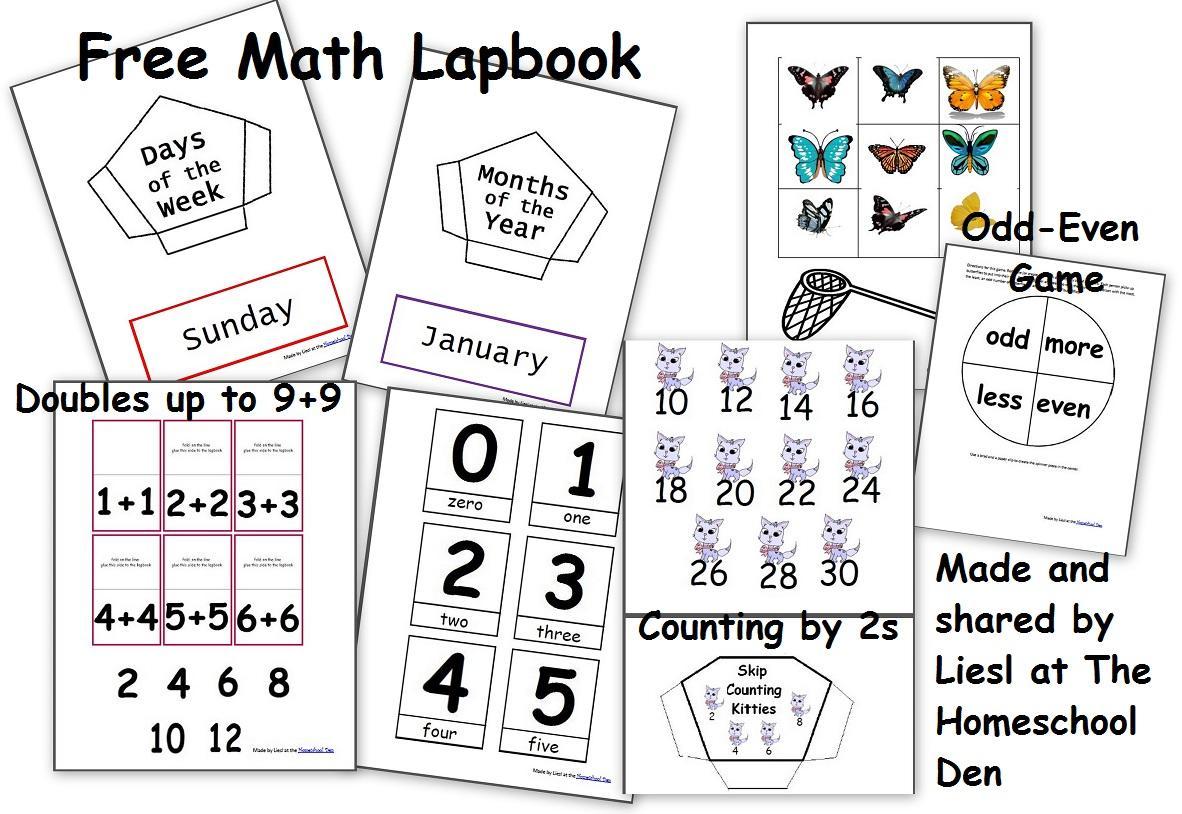 Preschool Worksheets Homeschool 6
