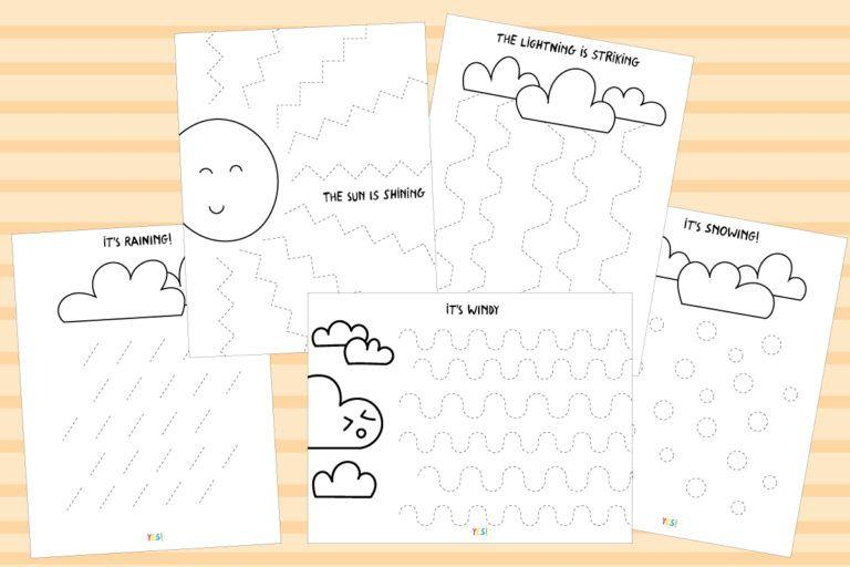 Same Different Worksheets For Preschool