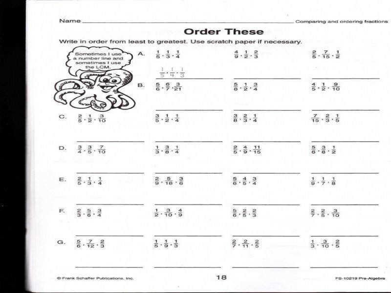 1st Grade Math Worksheets Book