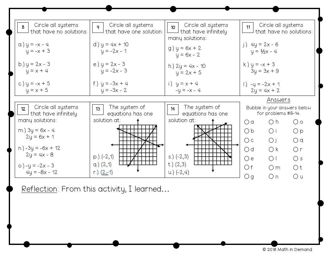 4th Grade Math Worksheets And Answers