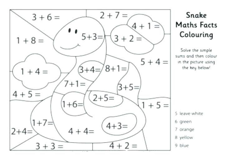Math Worksheets For Grade 4 Subtraction