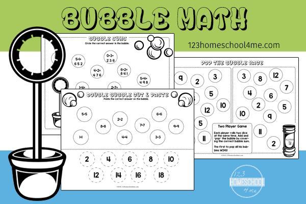 Math Worksheets For Kindergarten Pdf Free