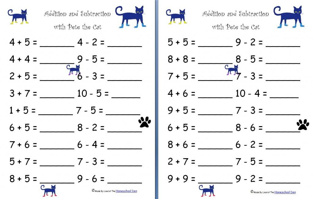 Maths Addition And Subtraction Worksheets Year 3