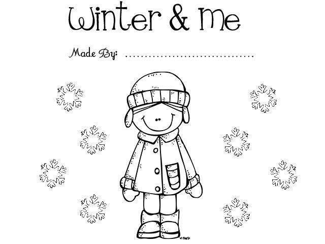 Preschool Winter Worksheets Free