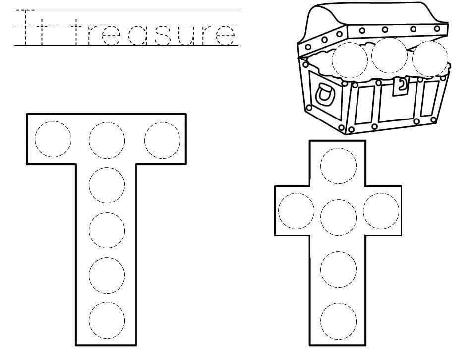 Preschool Worksheets For The Letter P