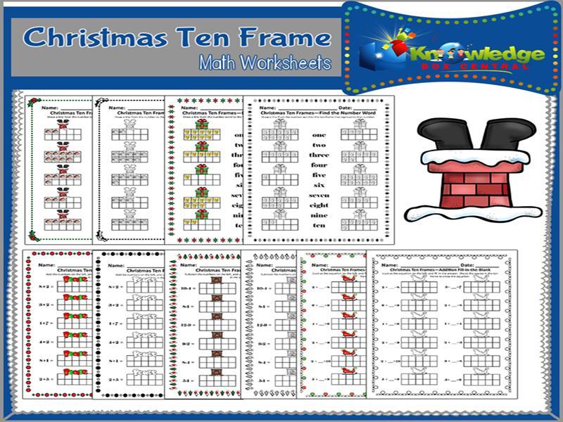 Math Christmas Worksheets 3rd Grade