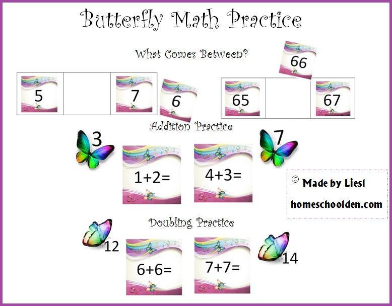 Math Worksheets For Pre Kinder