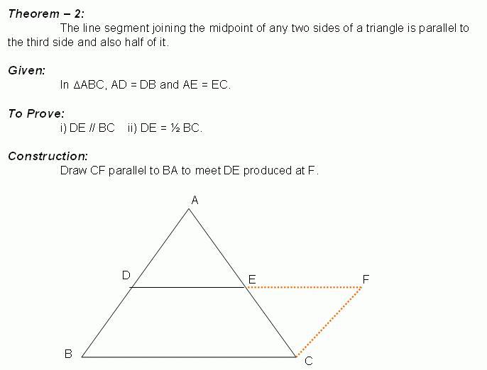 Math Worksheets High School Geometry 2