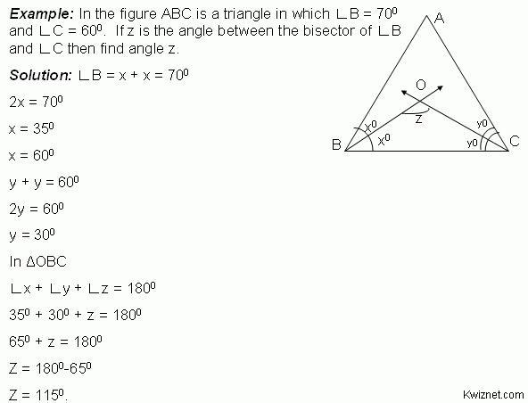 Math Worksheets High School Geometry 4