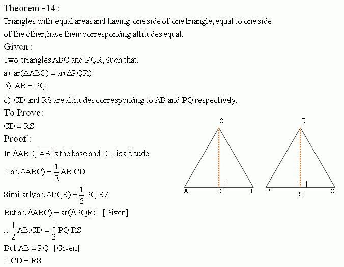 Math Worksheets High School Geometry 6