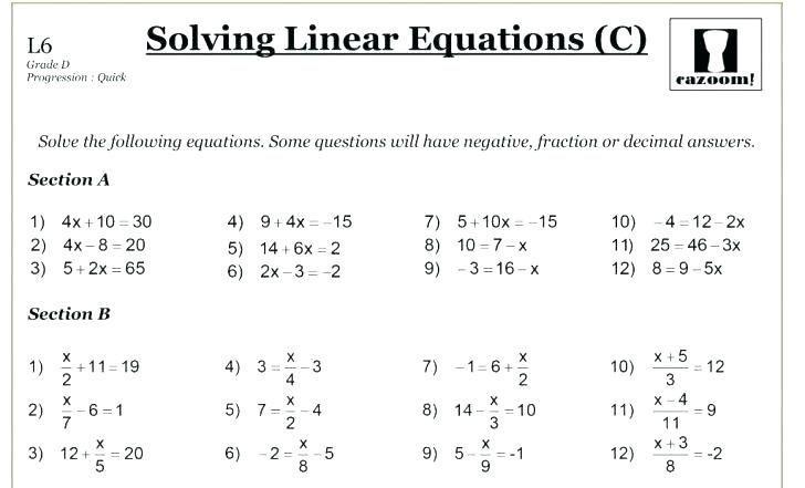 Math Worksheets Year 5 Pdf