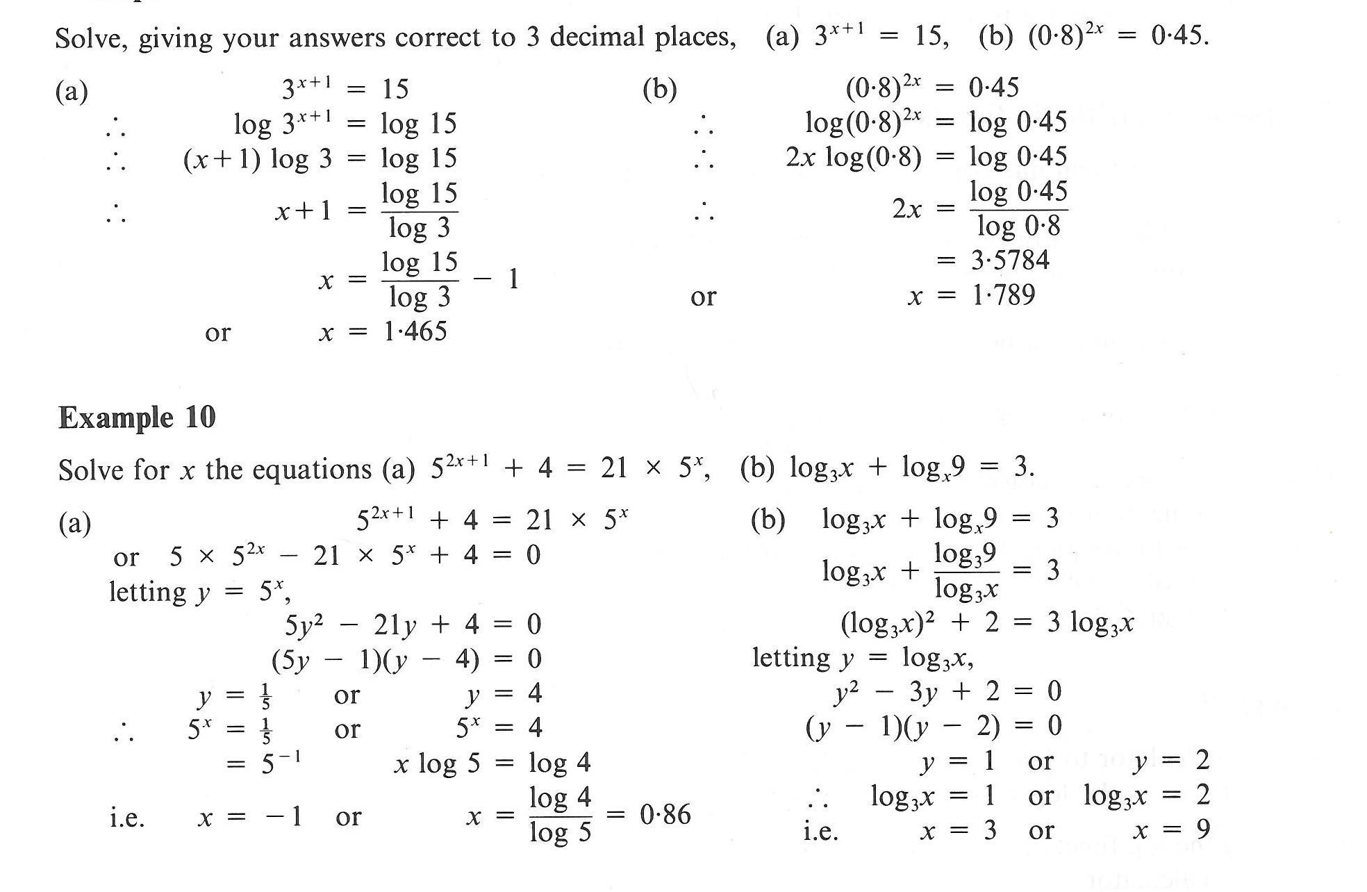 Algebra Substitution Worksheets Year 9
