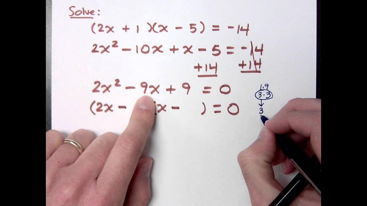 Algebra Worksheets For Class 7