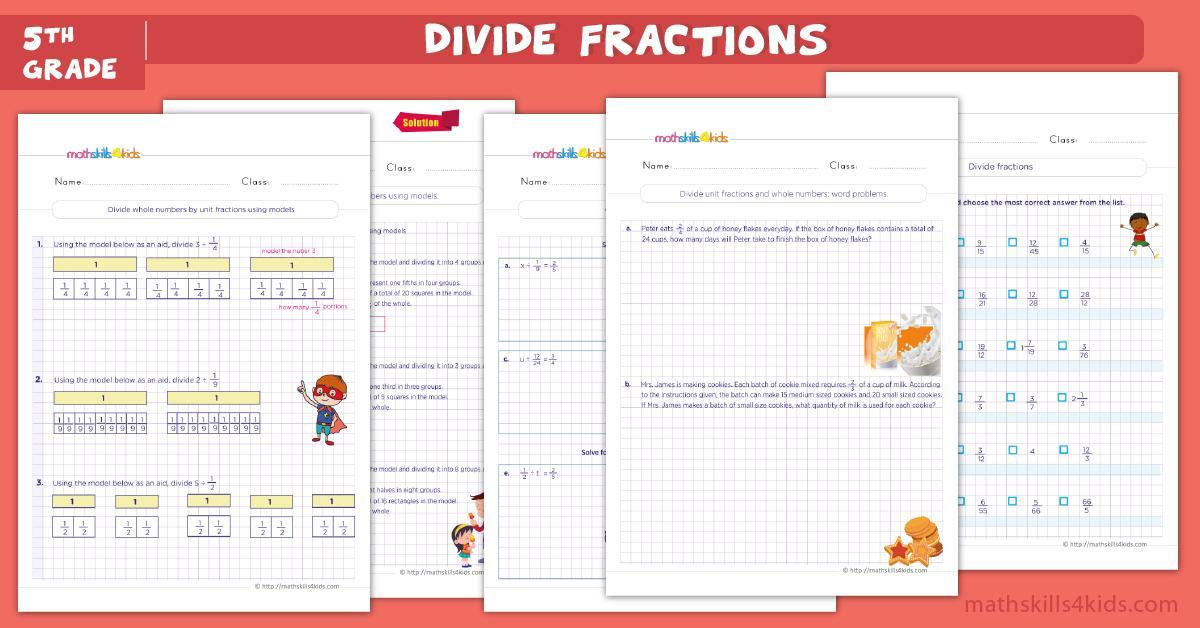 Algebra Worksheets Grade 5 Pdf